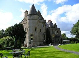 Castle Venlaw Hotel Peebles United Kingdom