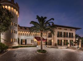Hotel photo: Castillo Hotel Son Vida, a Luxury Collection Hotel