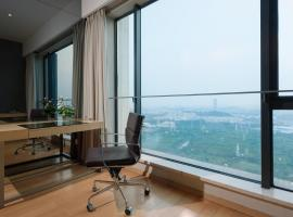Hotel Photo: Pazhou Poly World Trade Centre Apartment - YiCheng