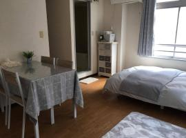 A picture of the hotel: Apartment in Hiroshima 375