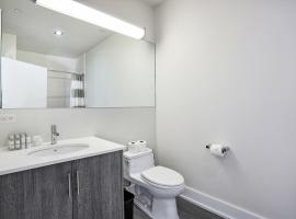 Hotel foto: FABULOUS 2BR/1BA 2 STOPS FROM NYC!! SLEEPS 6!!!