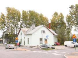 A picture of the hotel: Studio apartment in Kirkkonummi, Vernerinkuja 2 (ID 2768)