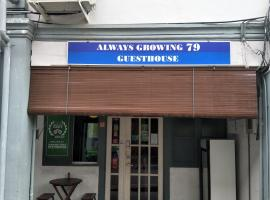 A picture of the hotel: Always Growing 79 Guesthouse