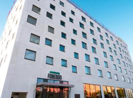 A picture of the hotel: Forenom Aparthotel Stockholm Flemingsberg