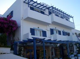 Hotel Photo: Pelagia Beach Studios