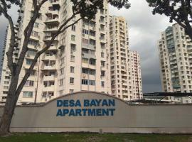 A picture of the hotel: Desa Bayan Comfortable Apartment