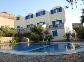 A picture of the hotel: Karterados Beach Apartments