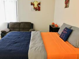 Hotel photo: beautiful 1 bedroom apartment near strip and casinos