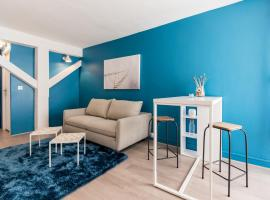 Hotel photo: Welkeys Apartment - Avenue Jean Jaurès - Lyon