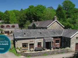 Hotel Photo: Swansea Valley Holiday Cottages
