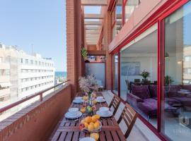 Hotelfotos: Unique Rentals - Stylish seafront duplex