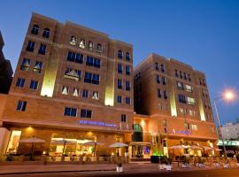 A picture of the hotel: Doha Downtown Hotel Apartment