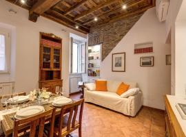Фотография гостиницы: Luxury Apartment Pompeo in Campo dei Fiori