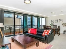 Hotel photo: Centrally Located CBD Apartment A1803