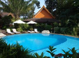 Palm Garden Resort Rawai Beach Tayland
