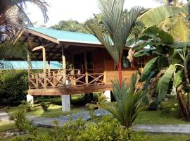 A picture of the hotel: J and H Garden Cabinas