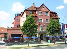 Hotel Rothenburger Hof Rothenburg ob der Tauber 독일