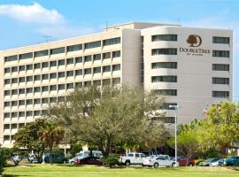 Hotel near  William P Hobby  airport:  DoubleTree by Hilton Hotel Houston Hobby Airport