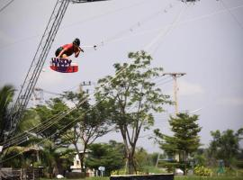 Hotel Photo: Hotel RIDE 'n Lazy @ THAI WAKE PARK