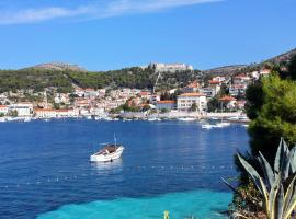 Hotel photo: Studio Hvar 12353a