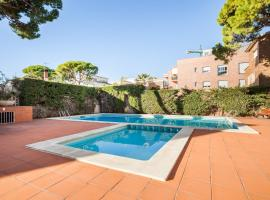 Hotel photo: HHBCN Beach apartment Castelldefels #2