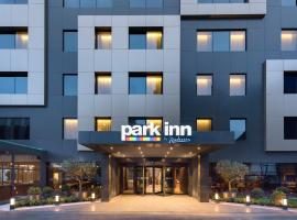 Hotel photo: Park Inn by Radisson Istanbul Atasehir