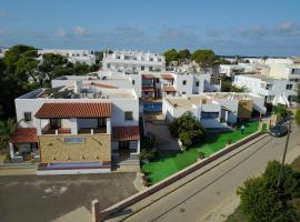 A picture of the hotel: Apartamentos Mar y Sal - Formentera Vacaciones