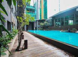 A picture of the hotel: Kuningan Place by Mediapura