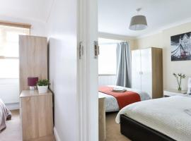 Hotel photo: Beautiful Rooms Close To Wimbledon