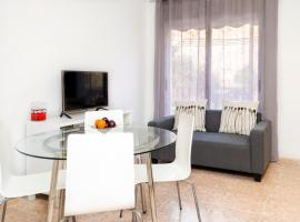 Hotel Photo: Mestalla District