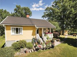 Hotel photo: Two-Bedroom Holiday Home in Strangnas