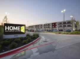Hotel photo: Home2 Suites By Hilton Fort Worth Southwest Cityview