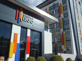 A picture of the hotel: Lego Studios By Heyotravel