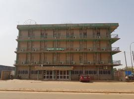 A picture of the hotel: Hotel Iris