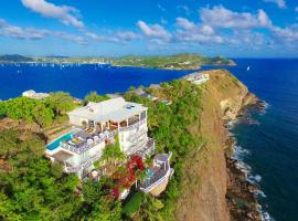 Dolcevita Cliff Resort and Spa by KlabHouse English Harbour Town Antigua ve Barbuda