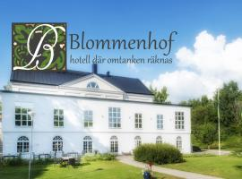 Hotel Photo: Blommenhof Hotel