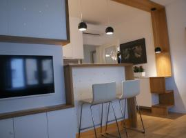 A picture of the hotel: Amalka Apartman