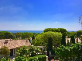 Hotel Photo: Sea view villa Cap Ferrat
