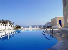 A picture of the hotel: Santorini View Hotel Akrotiri
