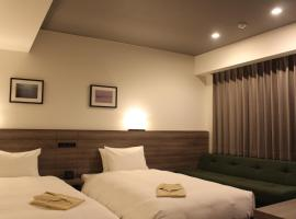 A picture of the hotel: Best Western Sapporo Odori-Koen