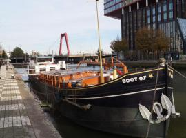 A picture of the hotel: Boathotel Rotterdam