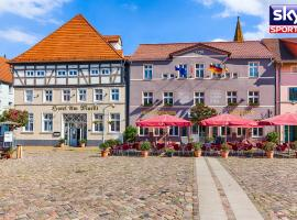 Hotel Photo: Hotel Am Markt & Brauhaus Stadtkrug