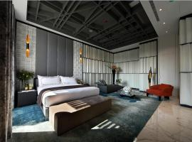Hotel photo: Ease Motel Taichung
