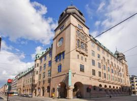 A picture of the hotel: 1 room apartment in Oslo - Prinsensgate 8
