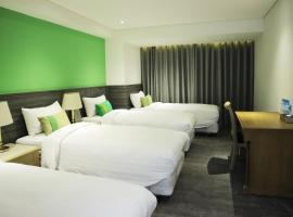 Hotel Photo: Triple Beds