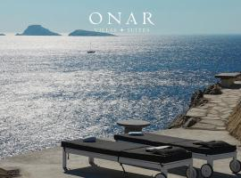Hotel Photo: Onar Suites Folegandros