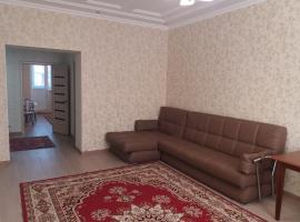 Hotel Photo: Apartment on A. Moldagulova Avenue