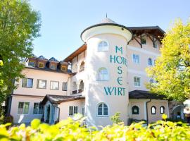 Hotel Photo: Hotel Moserwirt