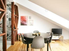 Hotel photo: Tejo90 - Penthouse by the River