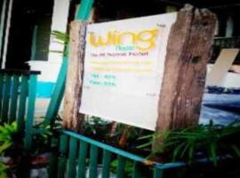 Wing Hostel Patong Beach Thailand